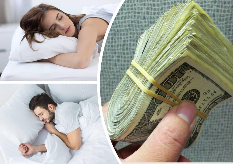 До чого сниться пачка грошей значення сну.