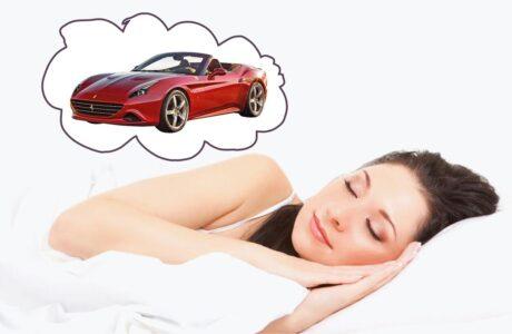 Купувати машину уві сні