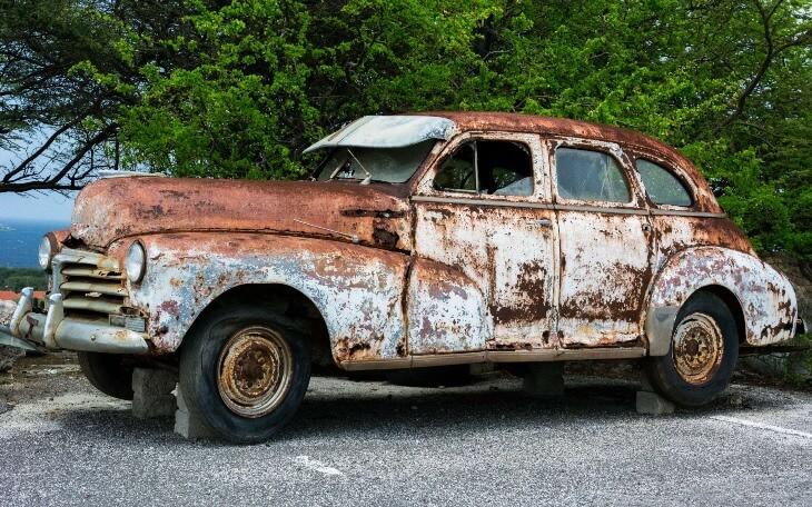 Купить старую машину во сне.