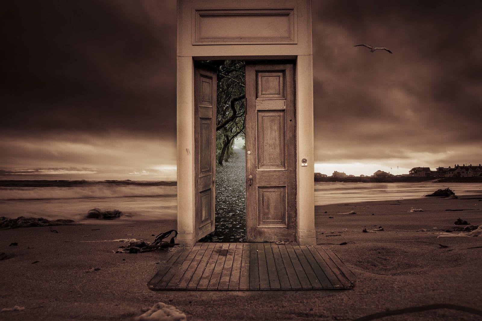 Двері в майбутнє