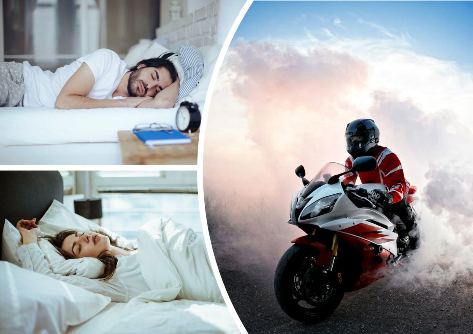 К чему снится мотоцикл значение сна.