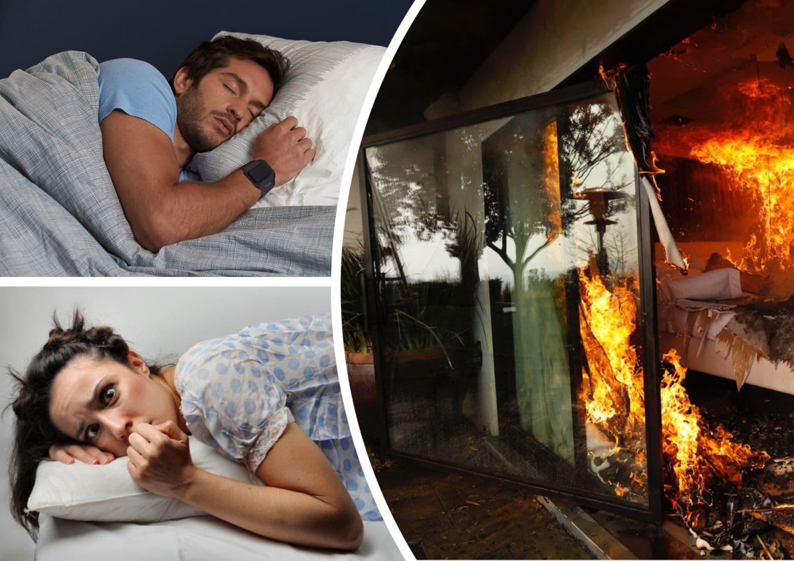 До чого сниться згорілий будинок сонник.
