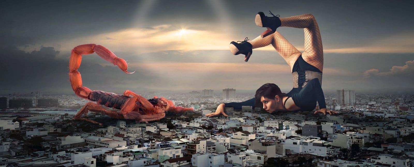Сны для Скорпиона