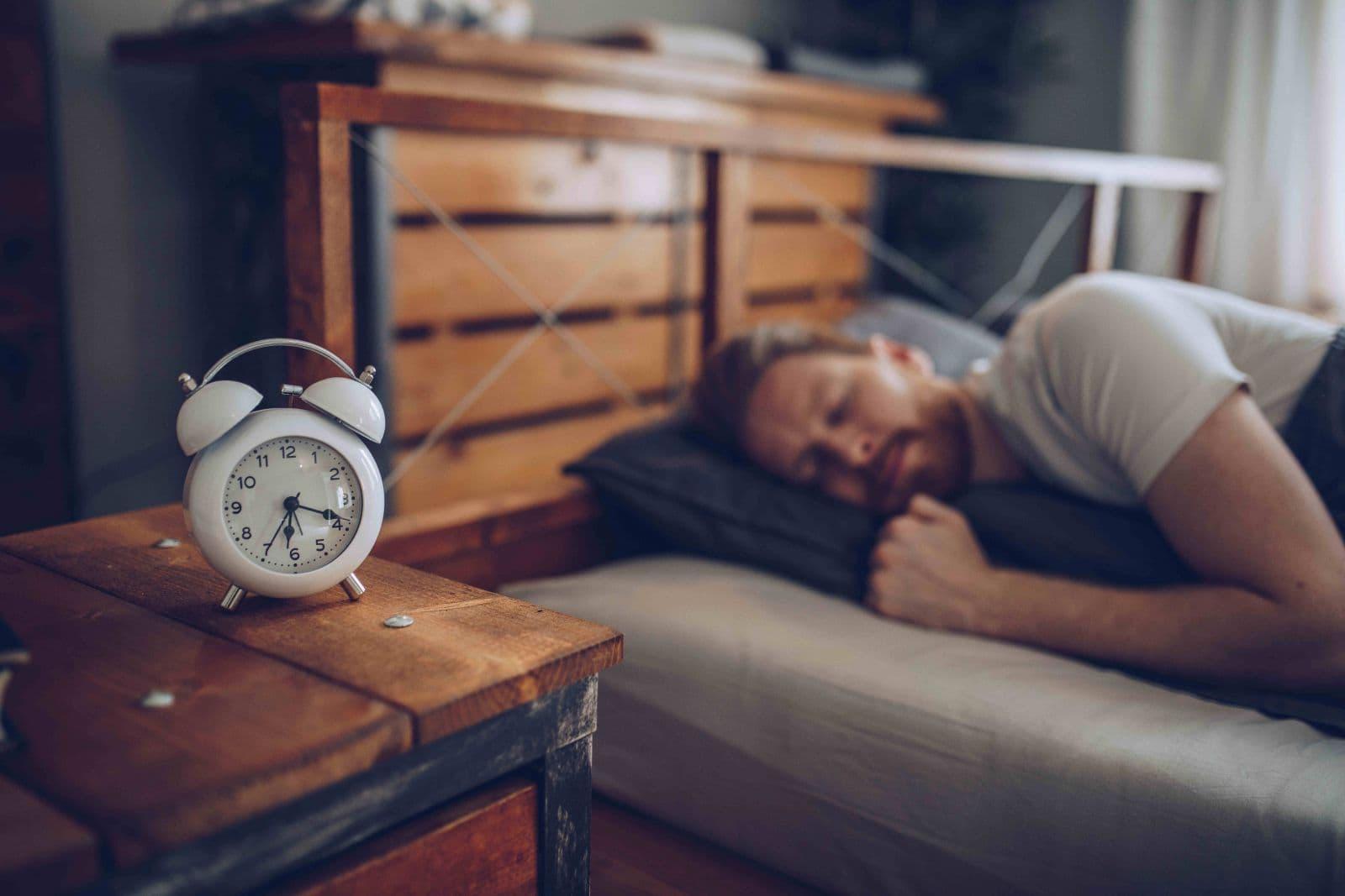 Сон под утро