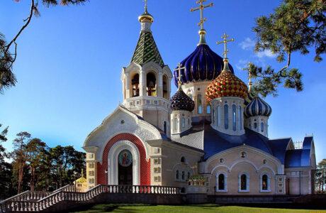 К чему снится церковь внутри
