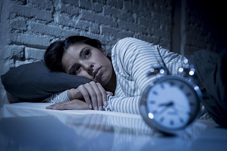 Плохие условия сна