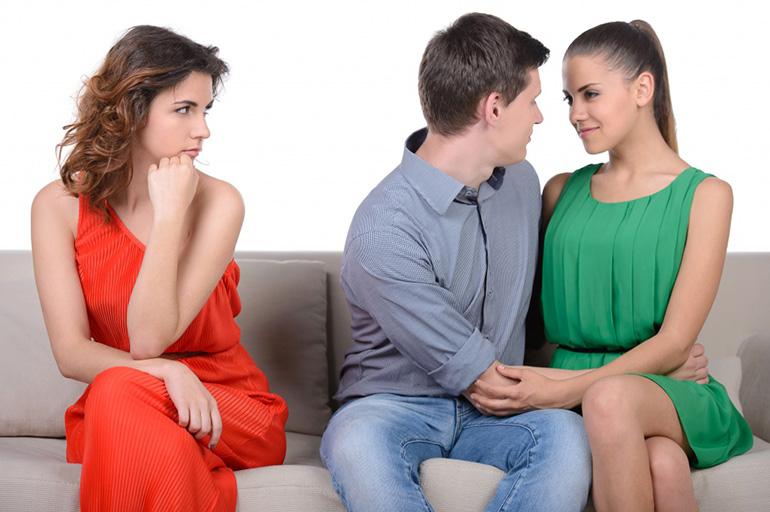 Ревновать мужа