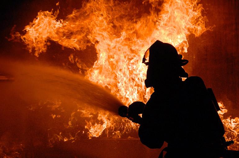 Увидеть пожар