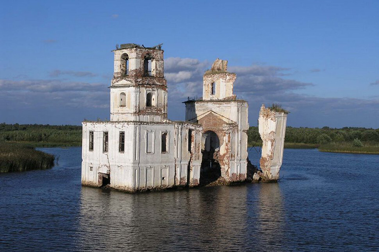Затопленный собор