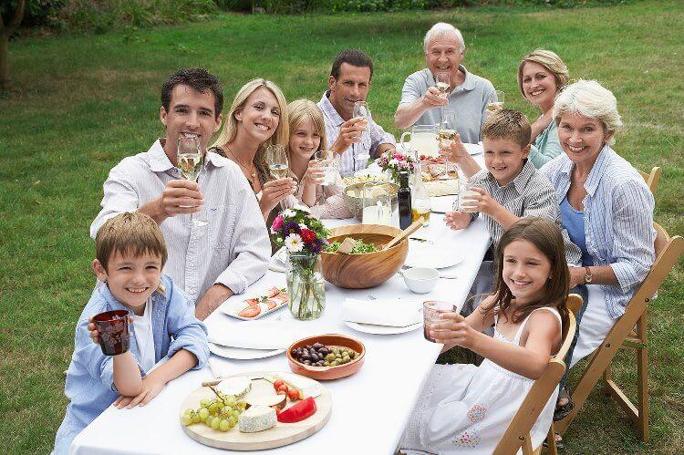 Сімейне свято