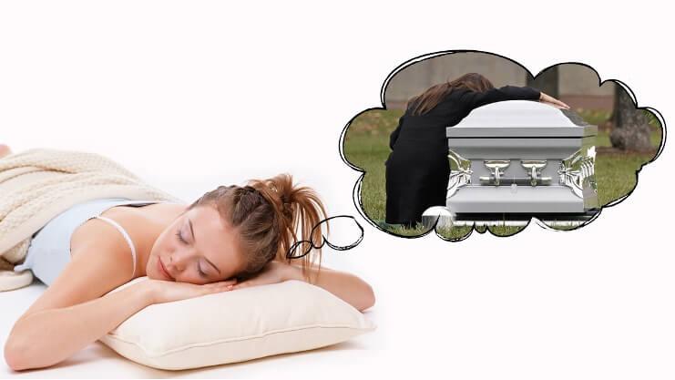 К чему снится смерть значение сна.