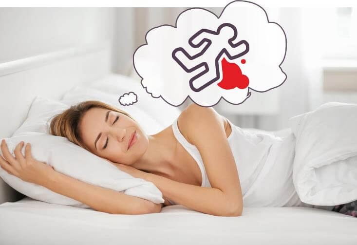 К чему снится труп толкование сна.