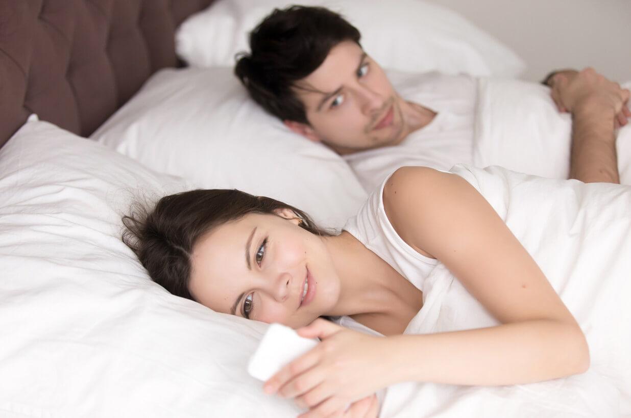 К чему снится измена девушки значение сна.